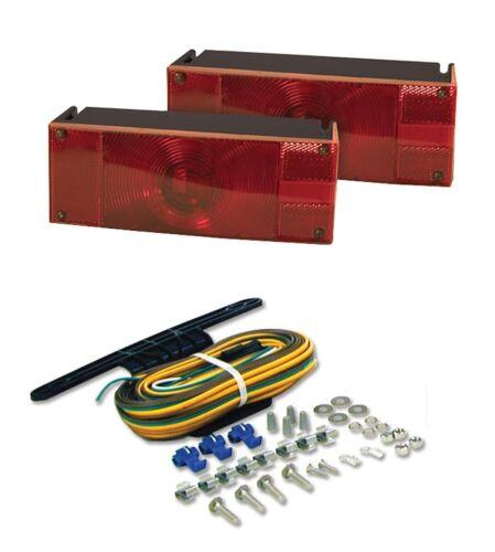 Blazer C6285 Low profile submersible trailer light kit-1 pair , New, Free Shippi