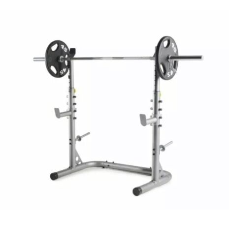 xrs 20 olympic squat weight rack bench