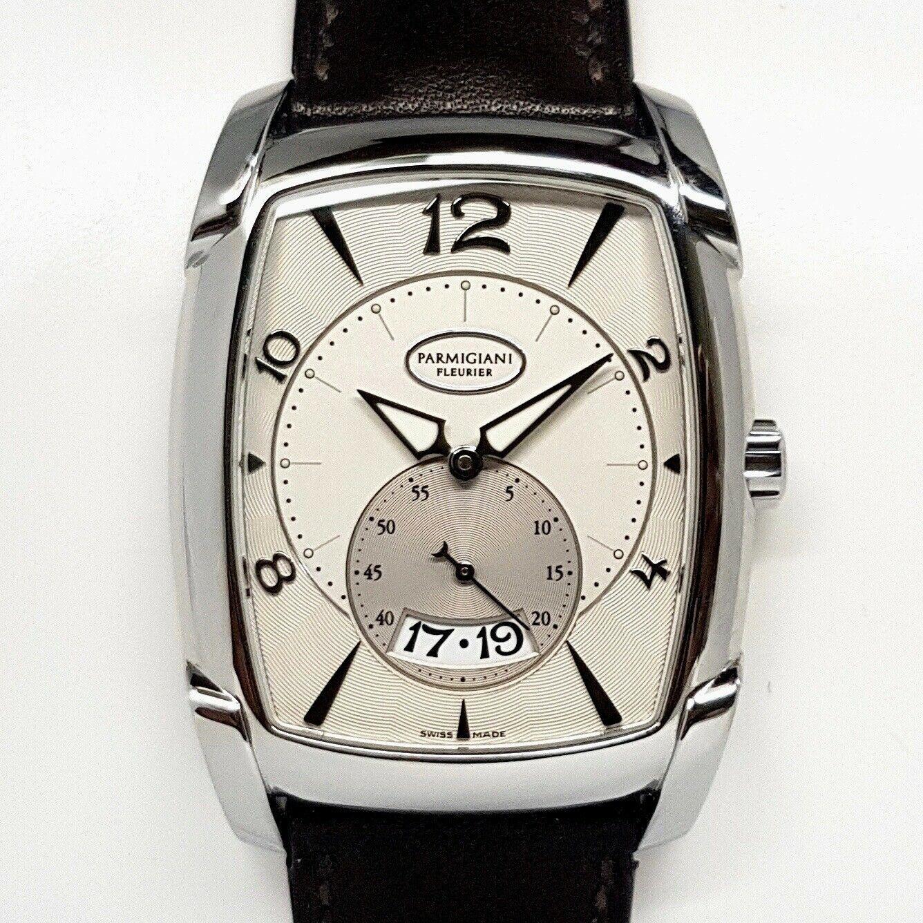 Stainless Steel Parmigiani Fleurier Kalpa XL PF013474 - watch picture 1