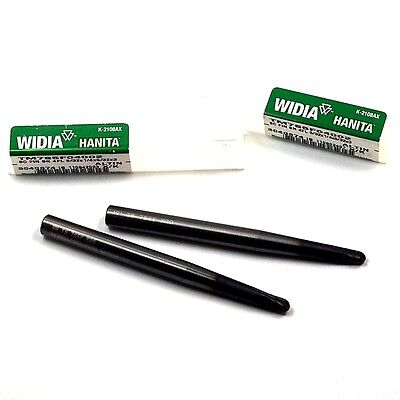 Widia Carbide Ball End Mills 532 4fl Altin Tm7s5f04002 2 Pcs