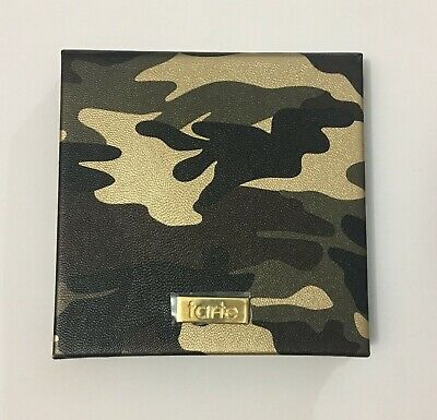 Tarte Tarteist Pro Camo Magnetic Z Palette Camouflage Refillable Makeup Case NIB, used for sale  North Billerica