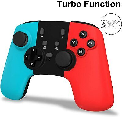 Wireless Switch Pro Controller Gamepad Joypad Remote Joystick for Nintendo Switc