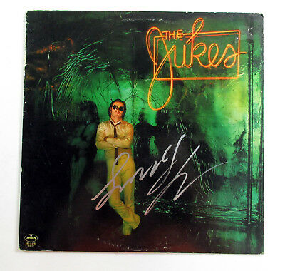 Southside Johnny Signed Record Album With Asbury Jukes The Jukes Auto Df017067