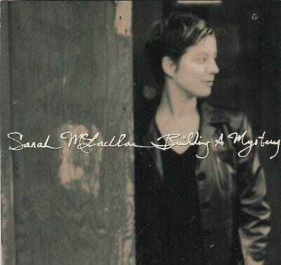 Sarah Mclachlan   Building A Mystery Cd 1997
