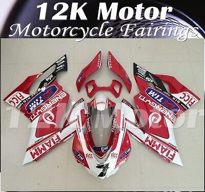 Fit For DUCATI 899 1199 Fairing Kit Fairings Set Bodywork Part Panel Design 10
