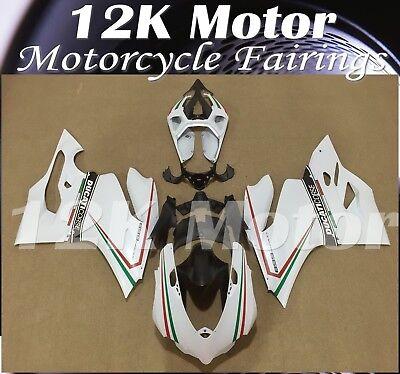 Fit For DUCATI 899 1199 Fairing Kit Fairings Set Bodywork Part Panel Design 15