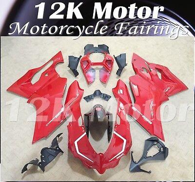 Fit For DUCATI 899 1199 Fairing Kit Fairings Set Bodywork Part Panel Design 8
