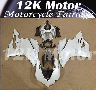 Fit For DUCATI 899 1199 Fairing Kit Fairings Set Bodywork Part Panel Design 19