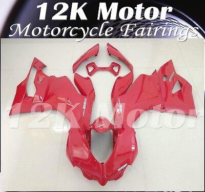 Fit For DUCATI 899 1199 Fairing Kit Fairings Set Bodywork Part Panel Design 11