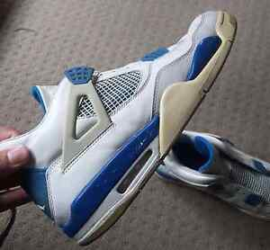 2006 Air Jordan 4 Military Blue Size 13 Alexander Heights Wanneroo Area Preview