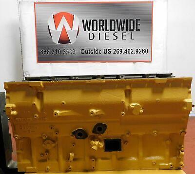 Cat 3406a Cylinder Block Part 8n9265. Stock Pt 2142