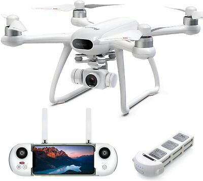 4K Camera Drone for Adults 31Mins Split chase,GPS RC Quadcopter