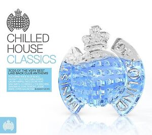 39 chilled house classics 39 ministry of sound 3 cd set for Classic house cd