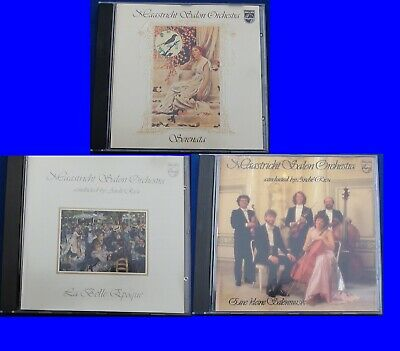 Andre Rieu Philips 3CD Serenata Eine Kleine Salonmusik La Belle Epoque PMDC 3CD