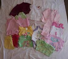 Size 00 Baby Girls Summer Clothing (Pack 2) Mansfield Brisbane South East Preview