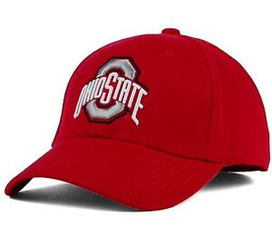 84fc4a114e747 Ohio State Buckeyes NCAA Everyday Stretch Fit Flexfit Fitted Relaxed M L Cap  Hat