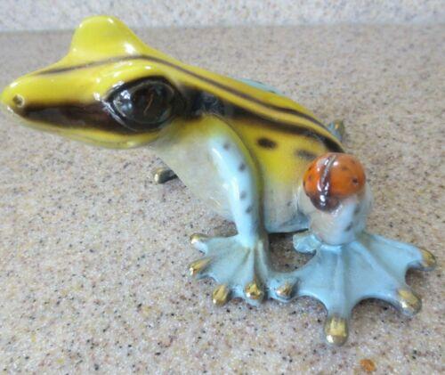 Barry Stein Bronze Frog Bugsy Sculpture 2004 13/1000