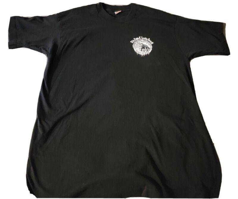 Evil Ernie Lady Death Fiend Club T-shirt excellent condition Size XL vintage 94