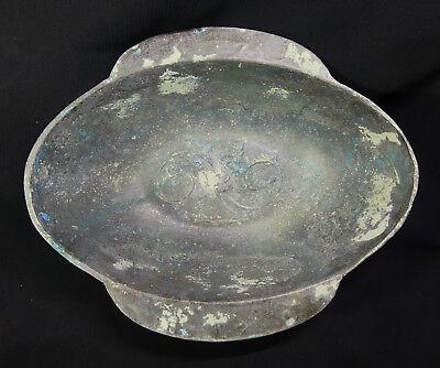 X-RARE Ancient Chinese Bronze Wine