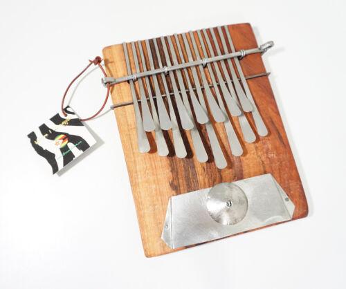 15 Key Medium Nyunga Nyunga Mbira Finger Piano - Kalimba - Hand md.in Zimbabwe!
