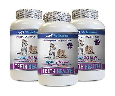 cat dental chews - CAT TEETH AND GUM HEALTH 3B - biotin for cats