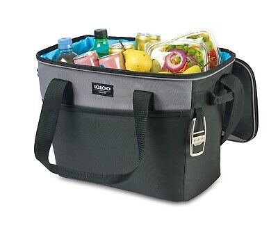 Igloo Party to Go 32 Can Insulated Leak Antimicrobial Resistant Cooler Bag