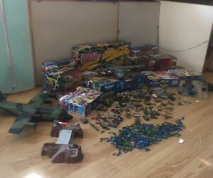 Huge Toy Army Collection