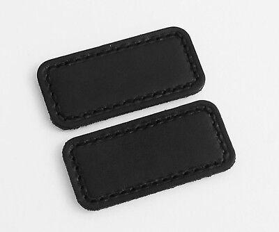 Tumi Leder Tasche (TUMII Arrivé Monogram Patch Leder Neu Initialen Personifizierung Aktentasche)