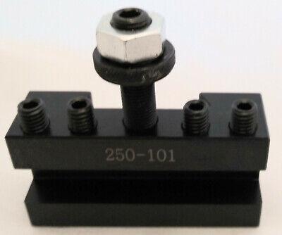 2 Two Axa 1 Quick Change Turningfacing Lathe Tool Post Holder 250-101 101t