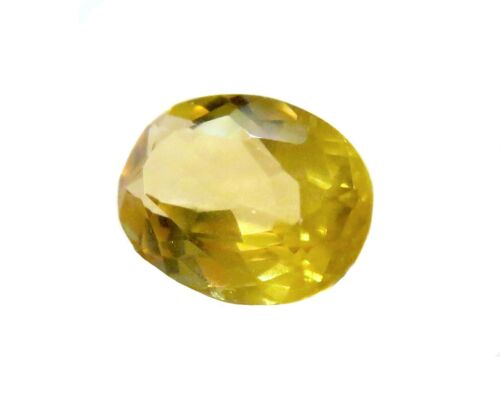 GOLDEN Beryl LIVELY Gemstone OVAL 2.18ct