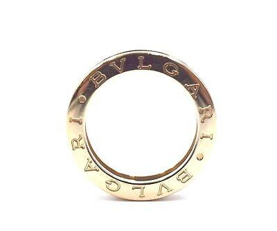 Bulgari B.ZERO1 Ring 18k Rose Gold Size 50