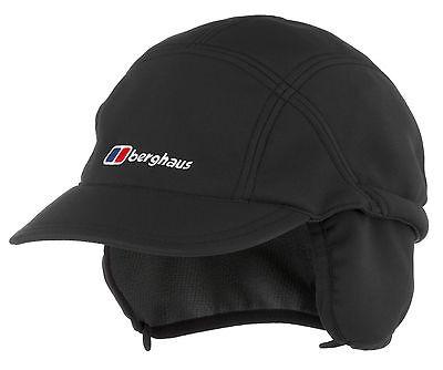 Berghaus Windstopper Mountain Cap Large RRP £32.50 Hat Fleece Windproof