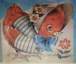 Happy Hen Vintage