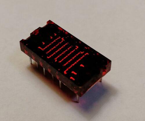 LTP305R (TIL305) 5x7 red dot matrix LED display