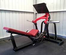 'STERLING' COMMERCIAL LEG PRESS, cost $2499, sell $599 Windsor Gardens Port Adelaide Area Preview