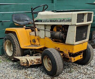 1972 International Cub Cadet 108 - Runs And Drives Athens Oh