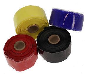Samco Sport Silikonband (Rescue Tape) - Farbe wählbar  - blau / schwarz / rot