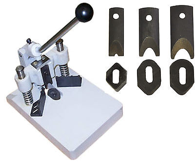 Heavy Duty Corner Rounder Cutter 3 Dies143812thick Stackaluminum Plates
