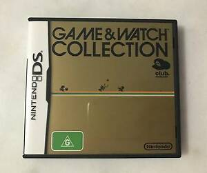 Game and Watch Collection for Nintendo DS - Club Nintendo Limited Sydney City Inner Sydney Preview