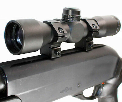 - Hunting 4x32 scope For Ruger Blackhawk Air Rifle.