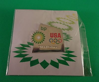 2012 London Olympic Games   Team Usa   Bp Official Usoc Partner Pin