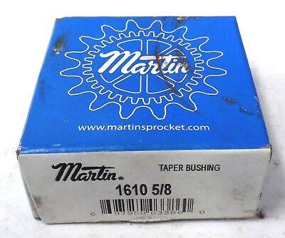 "MARTIN 1610 5/8 TAPER LOCK BUSHING, 0.6250"" BORE, 2 1/4"" OD"