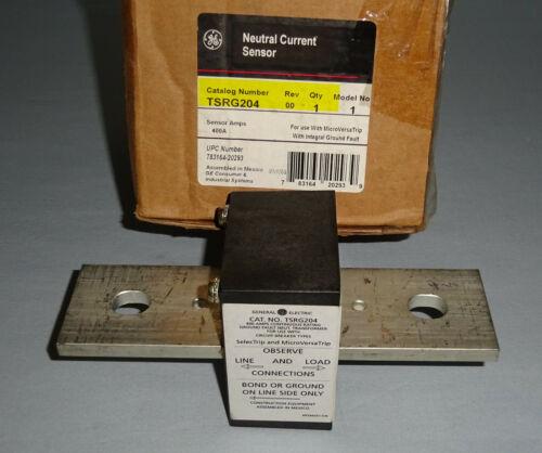 General Electric TSRG204 Neutral Current Sensor 400A NEW