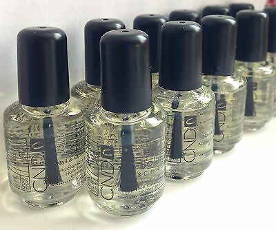 CND SOLAR OIL Nail & Cuticle Conditioner 3.7ml Bottle!!! x20