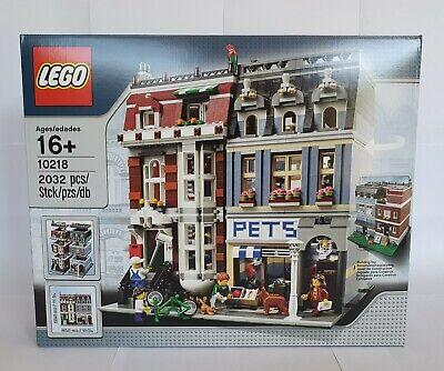 LEGO Creator Expert Modular 10218 - Pet Shop - Brand New in Sealed Box