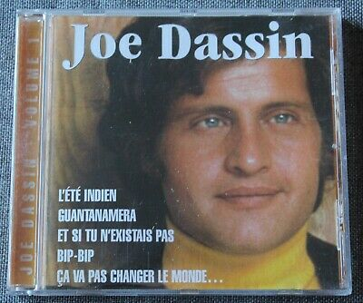 Joe Dassin, volume 1 - best of avec 1 titre Japonais,