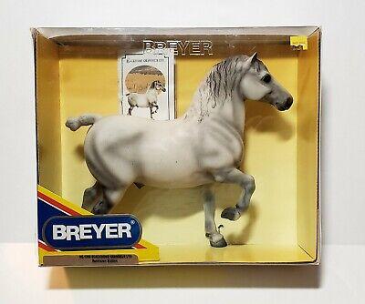BREYER Horse # 1206 BLACKHOME GRANDEUR LYN Percheron Stallion 2002