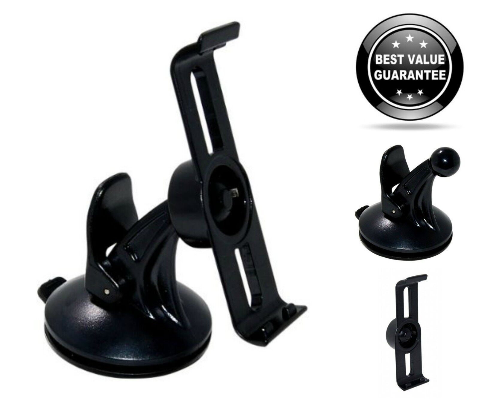 Windshield GPS Mount Rotating Tilting Stand Garmin Nuvi 1450 1490 w/ Suction Cup
