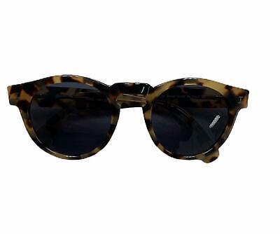 Illesteva Leonard Tortoise Sunglasses Grey Lenses Glasses UV 400