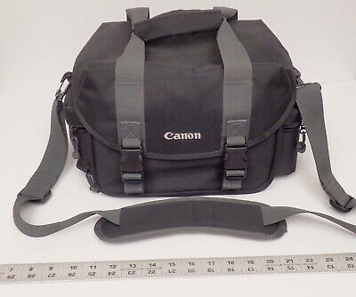 CANON DSLR Camera Case Bag with Strap - very clean condition